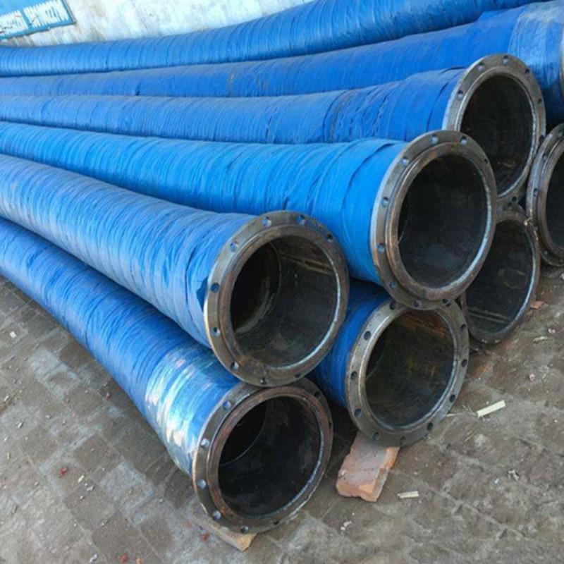 耐油胶管_现供应博通大口径排吸泥胶管大口径耐磨喷砂胶管 - 全球塑胶网