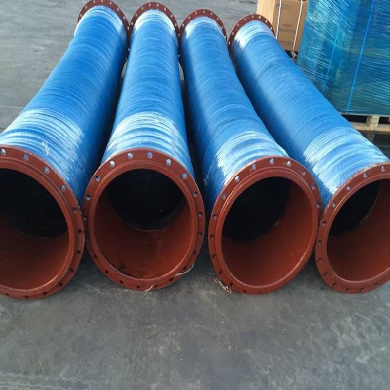 耐油橡胶管_现供应博通大口径排吸泥胶管大口径耐磨喷砂胶管 - 全球塑胶网