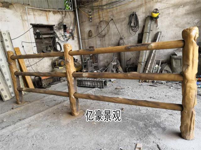 漳州华安梯形仿木栏杆