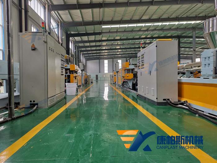 塑料瓦楞板生产设备
