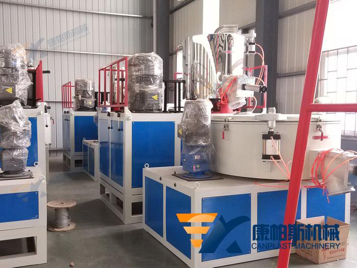 PVC家具板发泡板生产机械