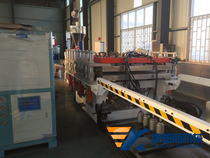 发泡木塑家具板生产设备厂家