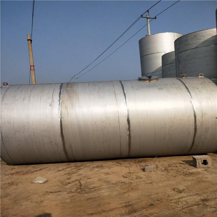 厂家批发碳钢储罐 二手生物发酵罐