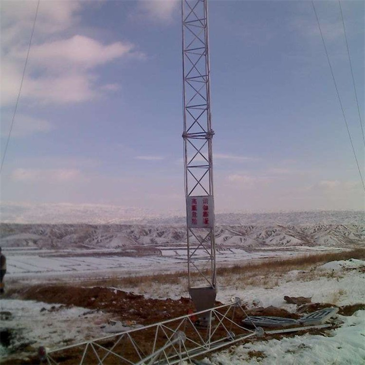 厂家直销自立中波塔 中波塔施工 中波导航塔
