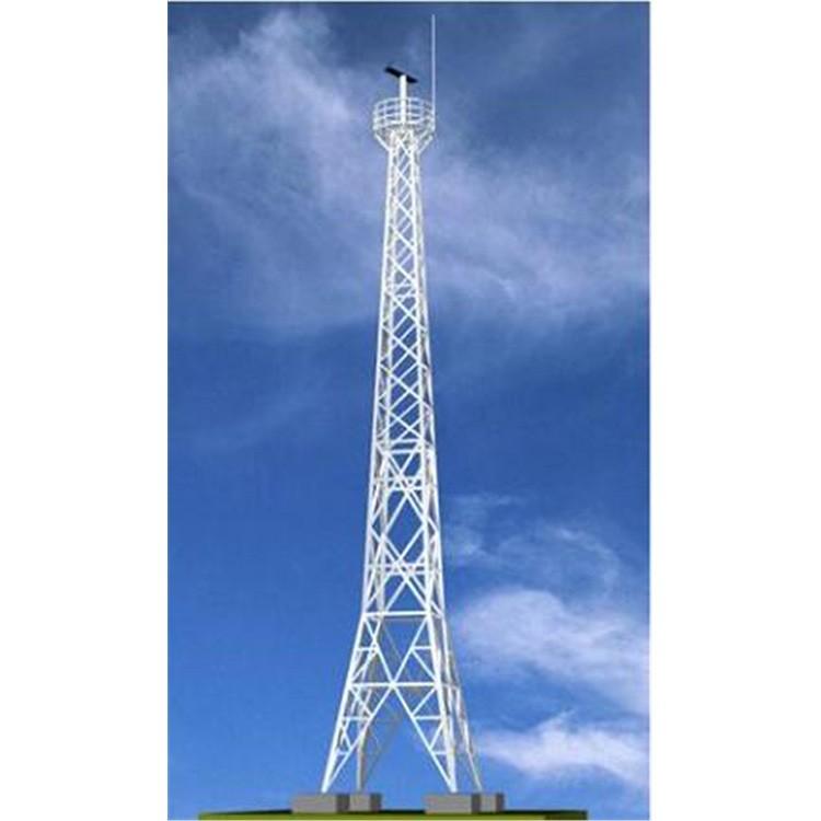 厂家直销景观瞭望塔 油田了望塔 40米瞭望塔