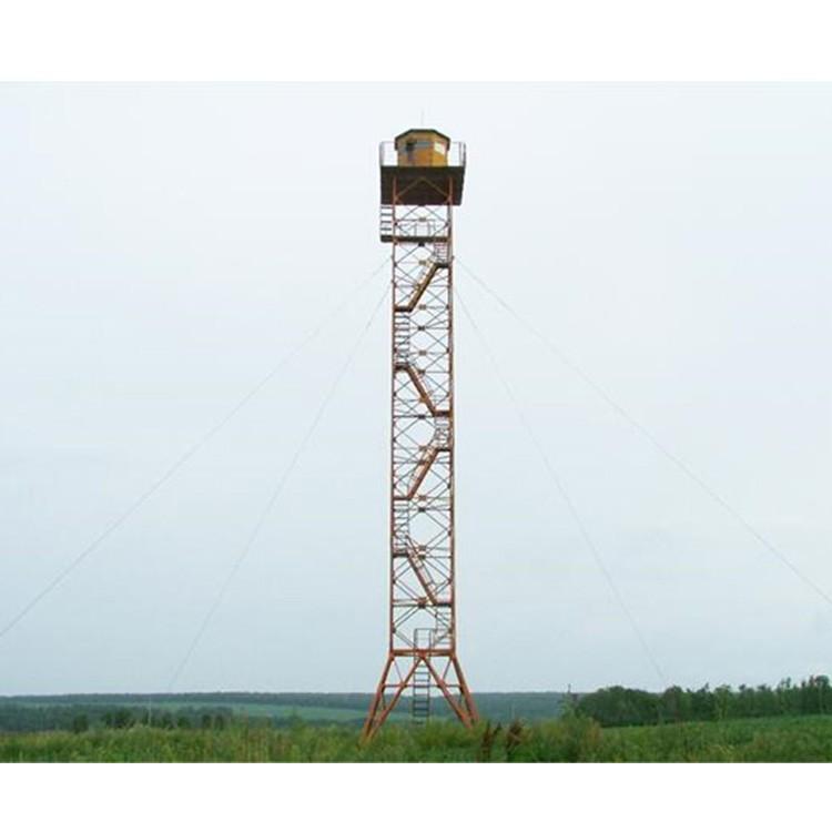 厂家直销瞭望塔 热镀锌角钢瞭望塔 瞭望塔供应