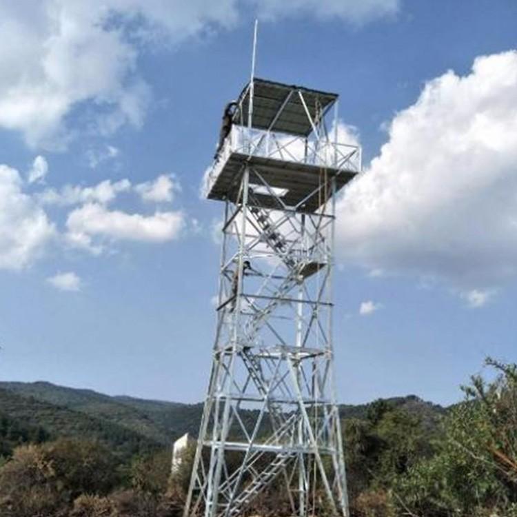优质瞭望塔 景区瞭望塔 防火专用瞭望塔