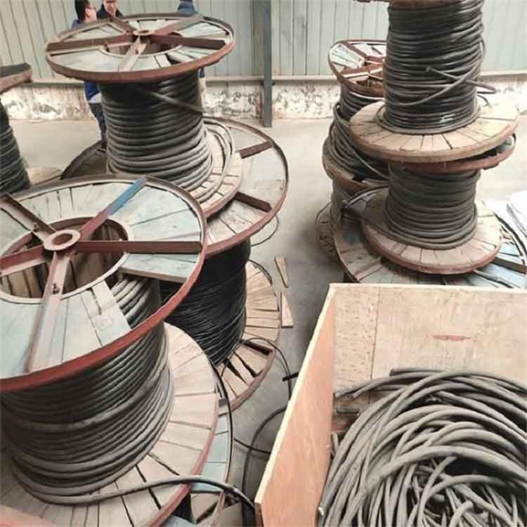 中山神湾电线电缆回收 - 报废电缆回收