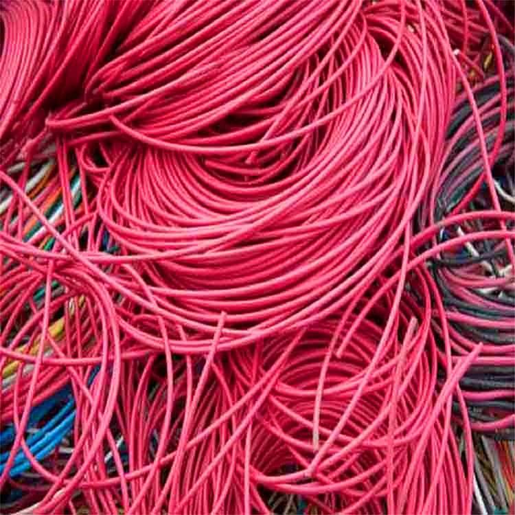 中山港口旧电缆线回收 - 工厂报废电缆回收