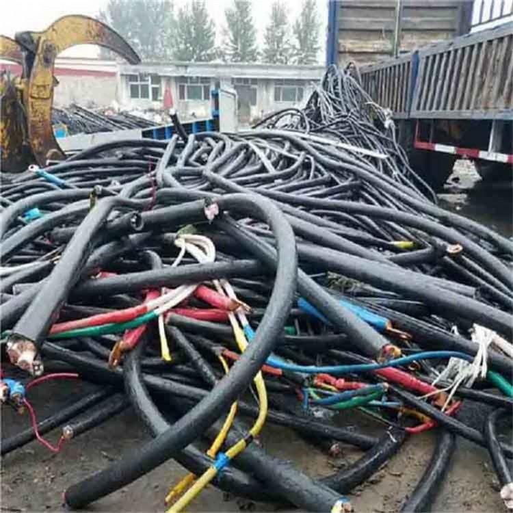 珠海斗门工厂报废电缆回收 - 各种废电线回收