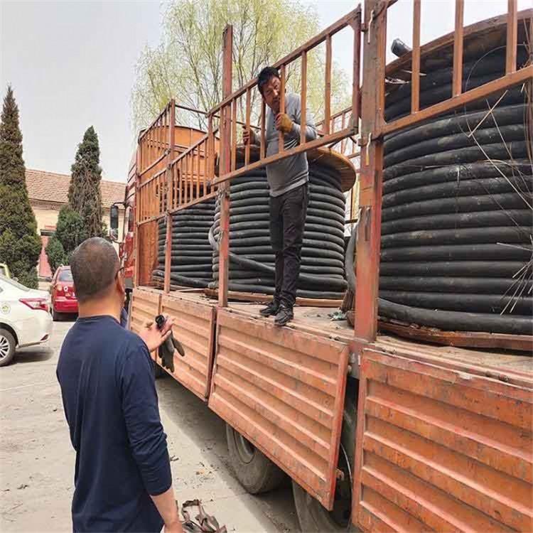 珠海金湾区工厂报废电缆回收//回收通讯电缆//高价回收