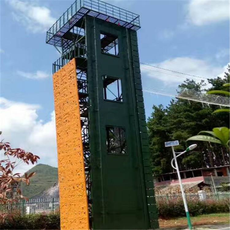 部队训练塔 消防训练塔生产加工 供应消防训练塔 林东