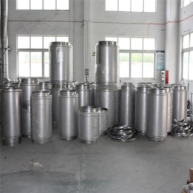 不锈钢烟囱 不锈钢保温烟囱 不锈钢烟囱订做安装 林东