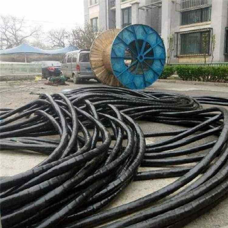 珠海金湾区高价回收工厂报废电缆_ 回收废电缆废电线价格